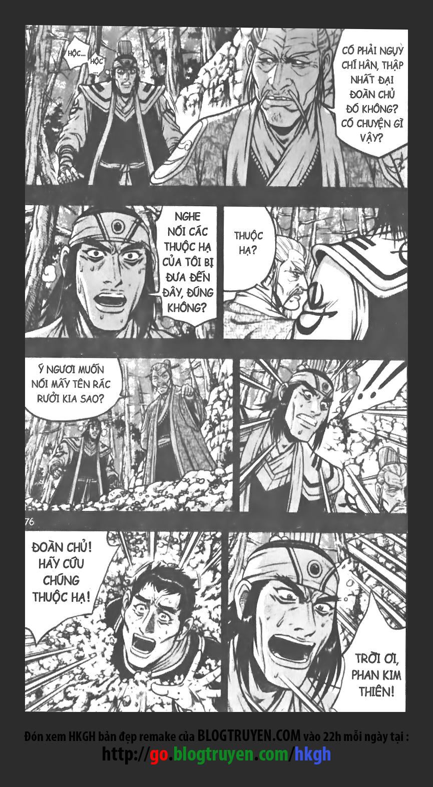 Hiệp Khách Giang Hồ Chap 343