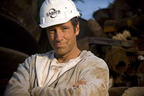 Mike Rowe - Dirty Jobs