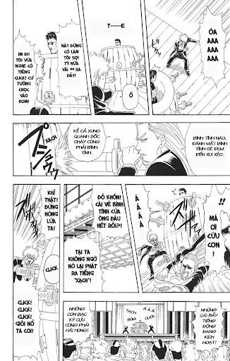 Gintama Chap 70 page 14 - Truyentranhaz.net