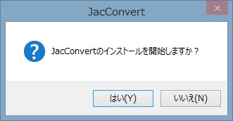 jacconvert