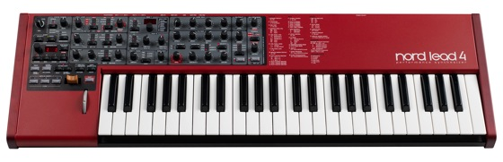new nord lead 4 performance synthesiser available now sound technology news blog. Black Bedroom Furniture Sets. Home Design Ideas