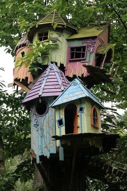 Unique Birdhouse Designs 2015