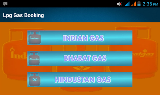 LPG GAS BOOKING ONLINE INDIA - Apps on Google Play