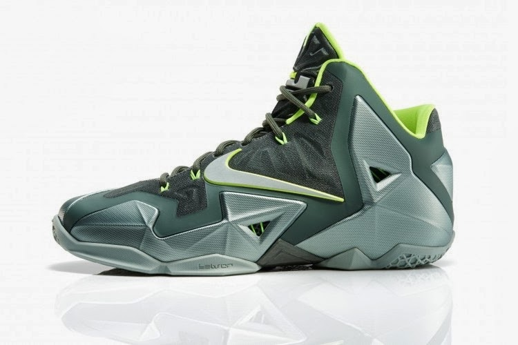 huge discount 194e6 ff65e ... green black e8a95 0be05  order upcoming nike lebron xi 11 dunkman  release information 9de4a bff14