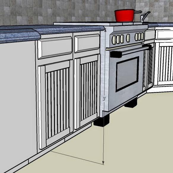 Kitchen Counter Height