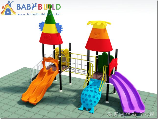 BabyBuild 私人社區遊具規劃