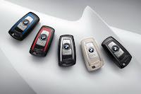 New BMW 3 Series: ID transmitter (10/2011)