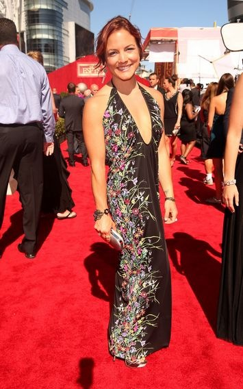 Elena Hight Red Carpet Arrivals ESPY Awards