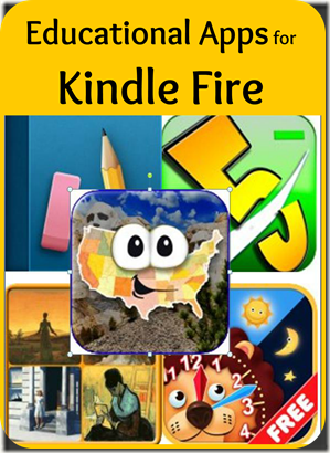 Educational apps for Kindle Fire