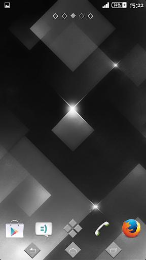 Sparkle Gray - Theme By Arjun