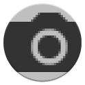 Glass cam - full screen camera icon