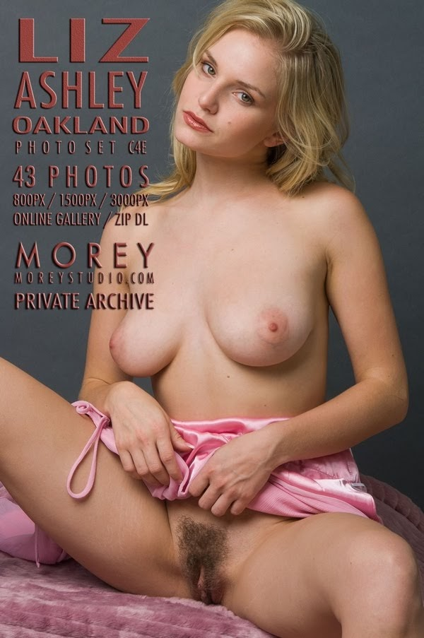 [MoreySudio] Liz Ashley - Oakland Photoset C4E