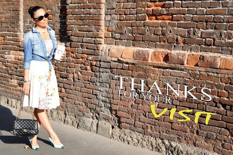 chanel bag, outfit, style italian, audrey hepburg, vogue italia, luxottica, vestico a ruota, zagufashion, street style