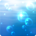 Bubble Live Wallpaper Trial icon