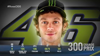 Review MotoGP Mugello 1/6/2014 ROSSI 300GRAND PRIX