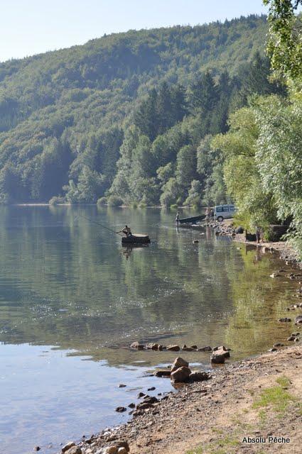 Lac d'Issarlès photo #488