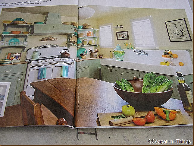 My Dream Kitchen Fashionandstylepolice: Copper~n~Things
