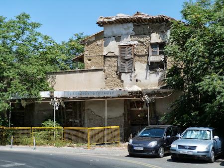Obiective turistice Nicosia: Cafenea Spitfire