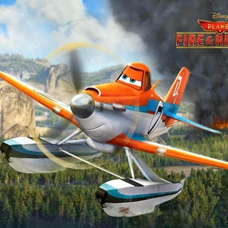"The Characters of ""Planes: Fire & Rescue"" Far From Plain, Simple Folks"""
