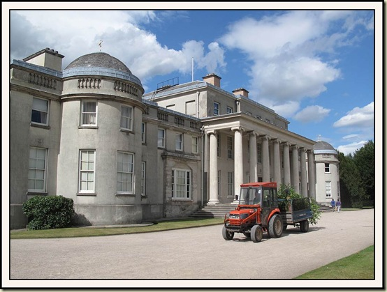 Shugborough - The House