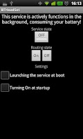 Screenshot of BTHeadSet