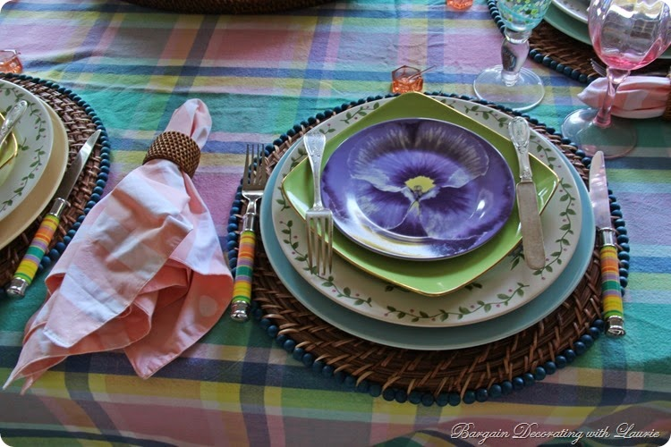 Garden Tablescape 2