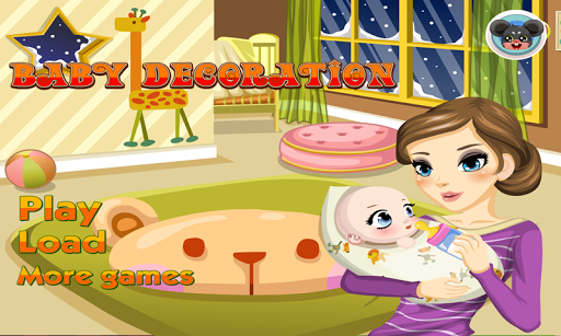 Baby Decoration –婴儿游戏