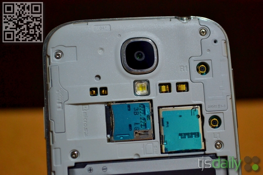 Samsung Galaxy S4 Review Camera