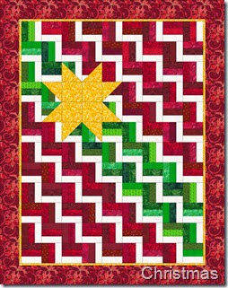 Star Steps Christmas