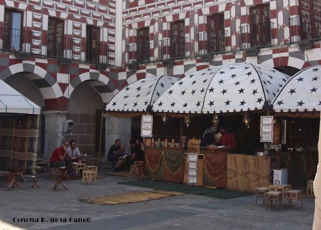 Almossassa. Plaza Alta de Badajoz. Septiembre 2009 (Mañana)