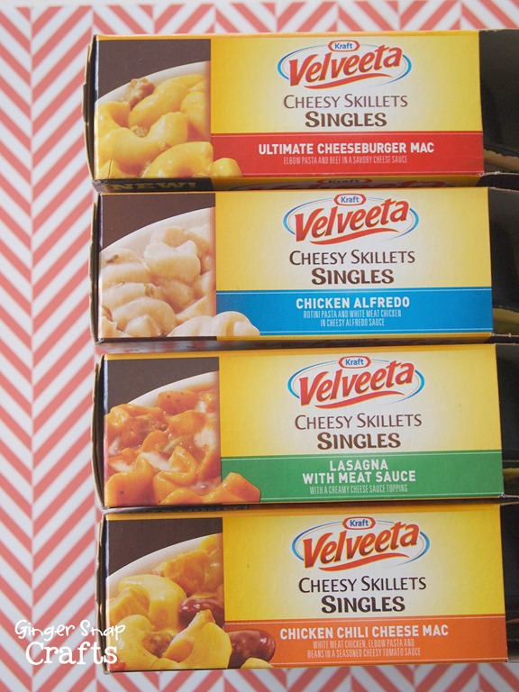 #shop velveeta liquid gold skillets singles