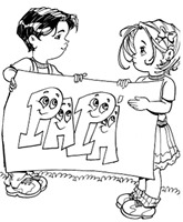 Dibujos Día Del Padre Para Colorear Los Niños Dibujos Colorear