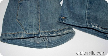 jeans to shorts D3