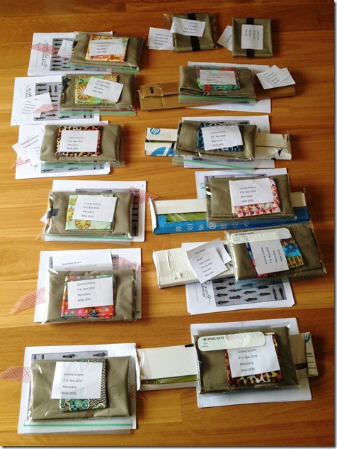 AusModBee packages ready to ship