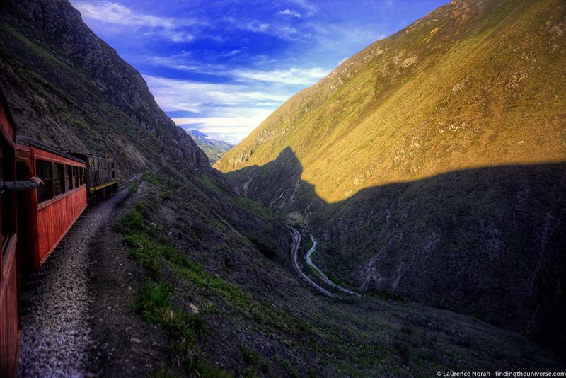 Train devils nose switchback view ecuador nariz diablo - scaled