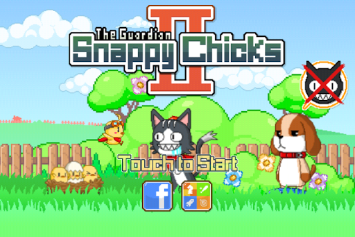 Snappy Chicks 2 : The Guardian