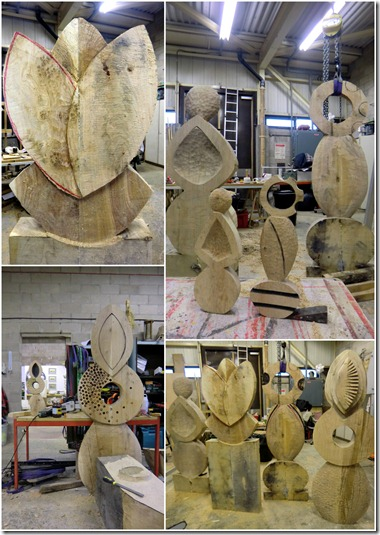 Bondgate Collages for Blog 2