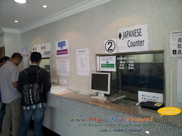apply japan visa in penang