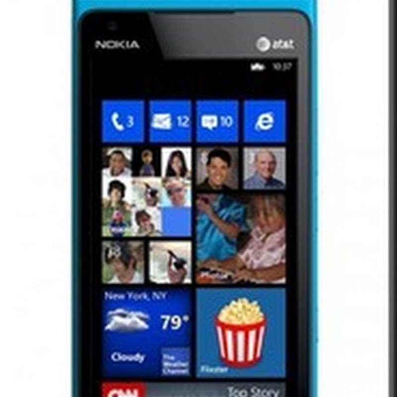 First look at Windows Phone.
