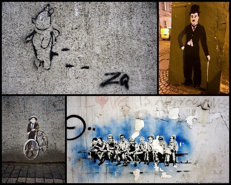 Classics in Street Art Poznan