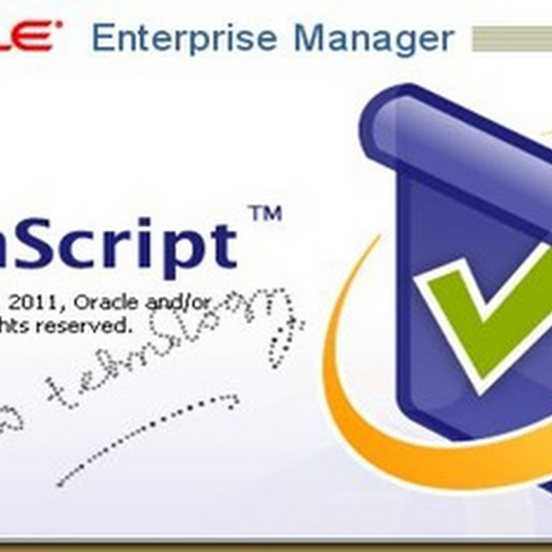 Oracle Open Script –Supported features
