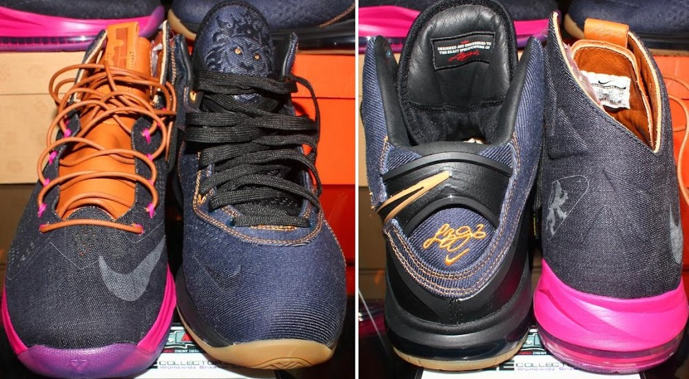 4700d50a0b9 Breaking Nike LeBron X EXT Denim QS Retails For 180 ...