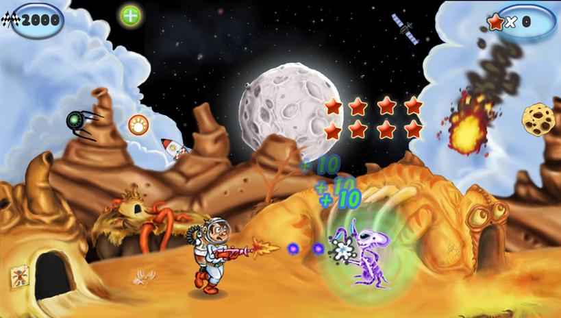 earth enemies 2 - screenshot
