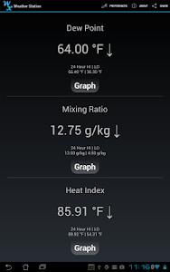 Weather Station screenshot 0