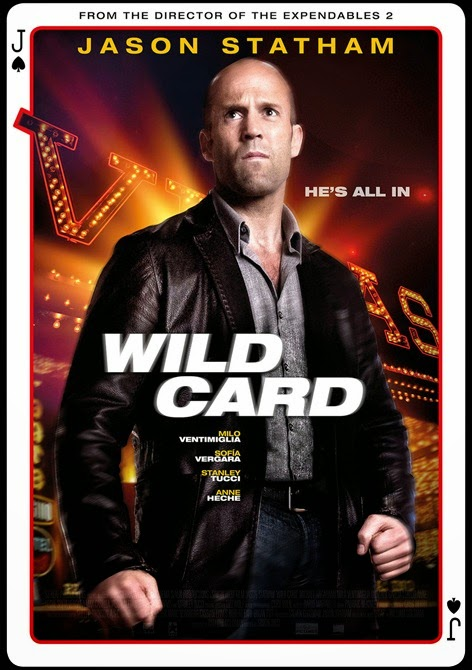 Jason Statham Wild Card