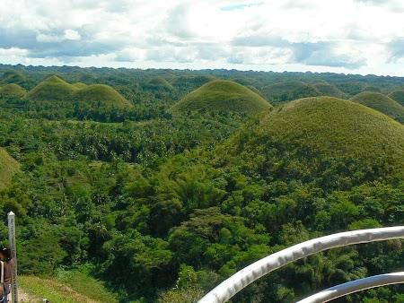 Pledoarie pentru Filipine:  Dealurile de ciocolata