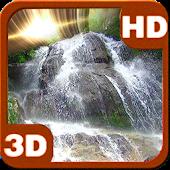 Waterfall Mars Effect HD