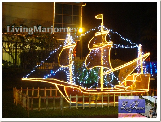 Liwanag Park Attractions & Decorations