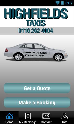 Highfields Taxis