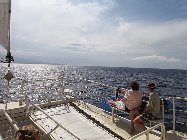 搭帆船出海